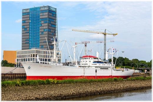 Cap San Diego in Bremen