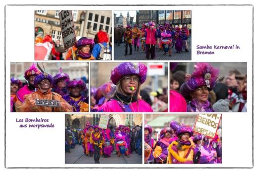 Samba-Karneval