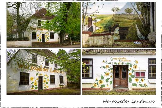 Worpsweder-Landhaus